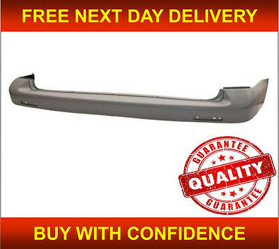 VW TRANSPORTER T5  T51 2003 2012 REAR BUMPER SMOOTH PRIMED INSURANCE APPROVED