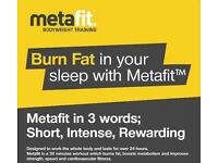*** FREE METAFIT CLASS 26th April in Throckley ***