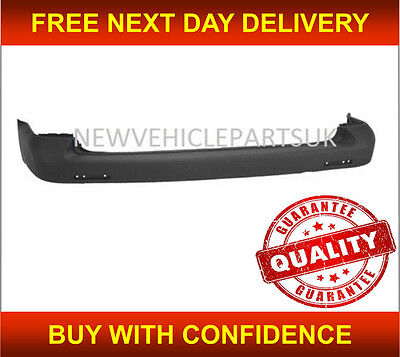 VW TRANSPORTER T5  T51 2003 2012 REAR BUMPER TEXTURED INSURANCE APPROVED NEW