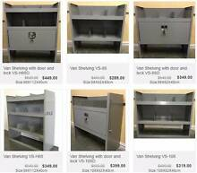 Van Shelving   ON SALE NOW Preston Darebin Area Preview