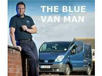 Man and Van Service Available for Hire