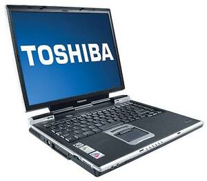 toshiba s1 laptop good conds works well Granville Parramatta Area Preview