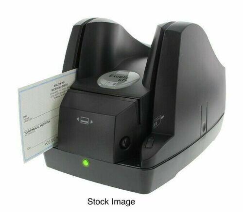 Magtek Excella STX MICR Check Reader 22350004 B/W, Front, Back, NO MSR. - NOB