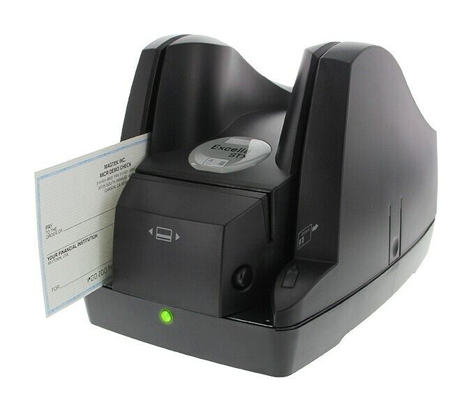 Magtek MICR EXCELLA STX USB/ETH COLR MIN 22350001