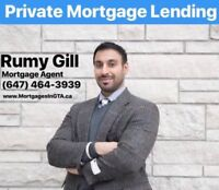 Best Private Mortgage Rates - Bank / B Lender - HELOC  [GTA]