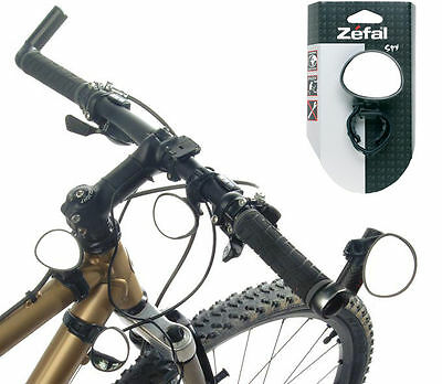 ZEFAL SPY EASY MOUNT ANYWHERE BICYCLE BIKE MIRROR FREE SHIPPING NEW