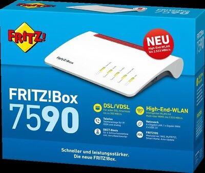 AVM FRITZ! Box 7590 (20002825)  vom Händler