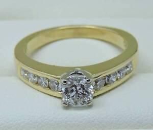 $7.6K Value GIA Diamond Engagement or Dress Ring - RAND Design!! Melbourne CBD Melbourne City Preview