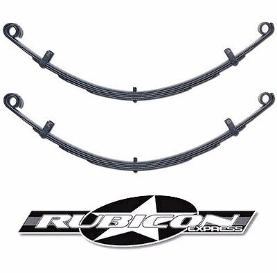 Extreme Duty Leaf Spring - Rubicon Express Extreme Duty Front Leaf Spring Set 4.5