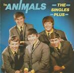 cd - The Animals - The Singles Plus