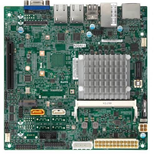 Supermicro A2SAV-2C-L Motherboard