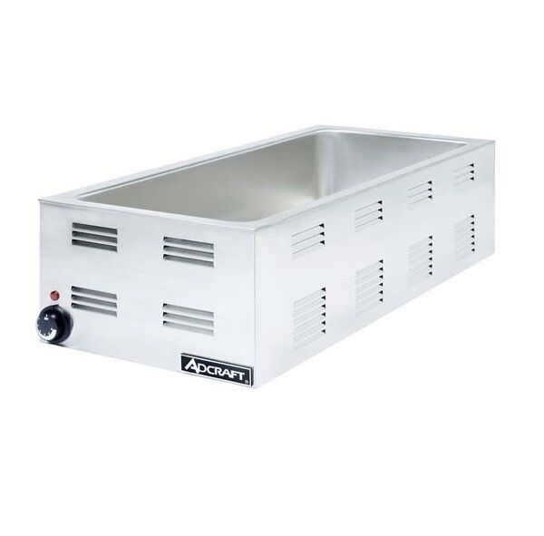 Adcraft FW-1500W, 4/3 Size Food Warmer