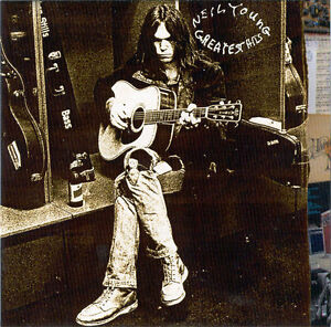 NEIL YOUNG: 16 GREATEST HITS CD THE VERY BEST OF / NEW