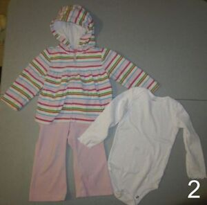 Toddler Girl Clothes - size 24M/2T