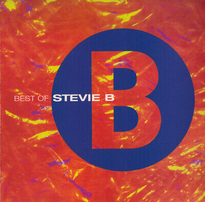 Stevie B   -   Best Of  -    New Factory Sealed