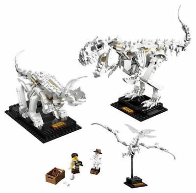 BRAND NEW LEGO Ideas 21320 Dinosaur Fossils Building Kit