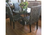 Dining table (4 chairs also for sale)