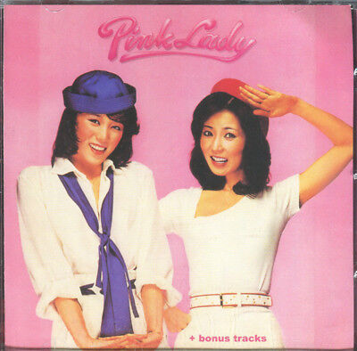 Pink Lady - PINK LADY IN USA ( AUDIO CD in JEWEL CASE - Pink Cd Jewel Cases