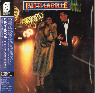Patti LaBelle Love Again I'm In 1983 Sony Music Japan 2010 Limited Edition CD