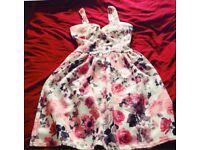 Quiz floral dress