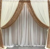 wedding backdrops and wedding decor very affordable pricing