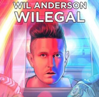 3x Wil Anderson Tickets 'Wilegal' Melbourne Comedy Festival April 15