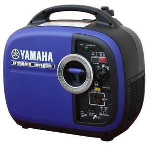 Large Selection of Yamaha Generators! Alberta Shipping Available!