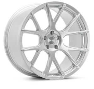Vossen VSF-6 20' With Performance Tires