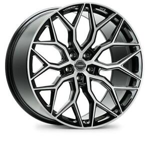 VOSSEN HF-2 ---------- brushed gloss black ---19-20-21-22-24 inch
