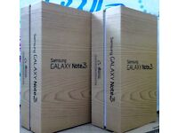 Samsung Galaxy Note 3 Black in a Box with all the Accessories - SIM FREE UNLOCKED