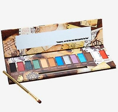 Supernatural Join The Hunt Monster Guide Eye Shadow Palette 13 Shades Nip