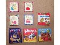 Baby 8 book Bundle