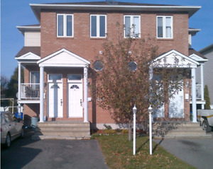 House for rent, 3 bedrooms, Downtown Hull, 5 min from Ottawa