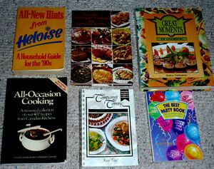 Cookbooks: Hints from Heloise : Company'sComing:PartyBook Cambridge Kitchener Area image 1