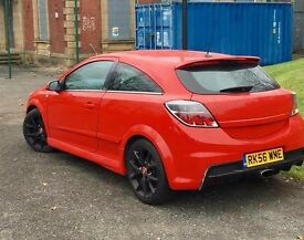 Vauxhall Astra VXR (read full add)