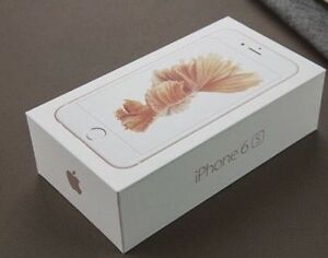 Brand new unlocked iPhone 6 S