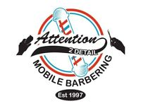 Mobile Barber/Barbering Hairdresser Hairdressing Service Door to Door Service