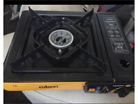 Rolson portable gas stove