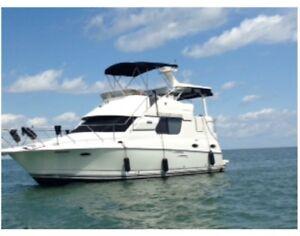 1998 Silverton 322 Motoryacht