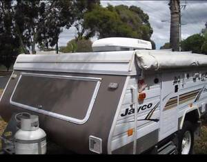 Jayco Finch 2005 (Air conditioned) Port Augusta Port Augusta City Preview
