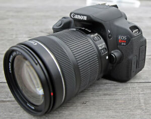 Canon EOS Rebel T5I W/18-135mm STM Lens Digital