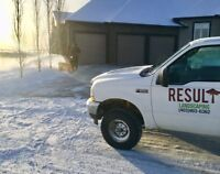 Monthly Snow Removal Services in South Calgary