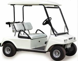 GOLF CART - GAS
