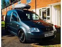 VW Caddy SWB 5 Seat Day Van / Camper