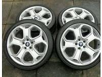 18 inch focus st alloys pcd 5x108