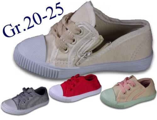 Kinder Stoffschuhe NEU Turnschuhe Hausschuhe Kindergarten Schuhe Canvas @2309