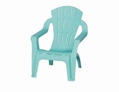 Progarden Kinder-Deckchair hellblau Kindersessel Kinderstuhl Gartenstuhl