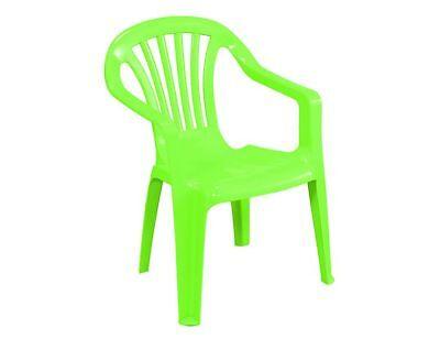 Progarden Kinder-Stapelsessel mintgrün Gartenstuhl Stuhl Kinder Sessel Möbel