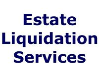 Estate Liquidation, Estate Sales, Moving and Clean Up Services