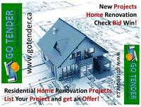 HomeOwner or Contractor? Then Check this out!!!